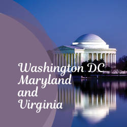 DC, Maryland and Virginia