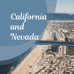 Discover the best of california and Nevada