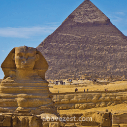 Egypt highlights-Pyramids, Luxor Sightseeing, Aswan Sightseeing, and Abu Simbel Temples